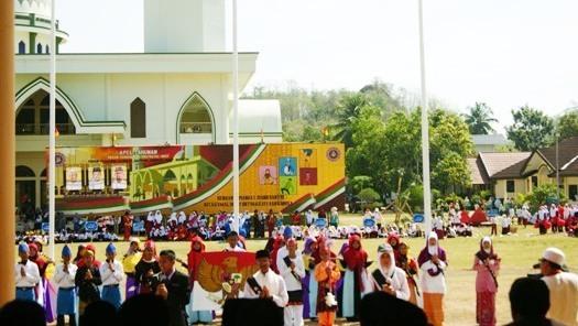 Ponpes Al-Ikhlas Gelar Pekan Perkenalan Khutbatul Arsy