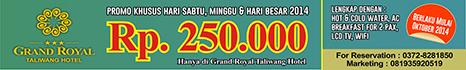 The Grand Royal Taliwang Hotel