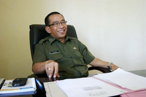 Pemerintah KSB Perketat Penerbitan IUTM Alfamart yang Tersegel