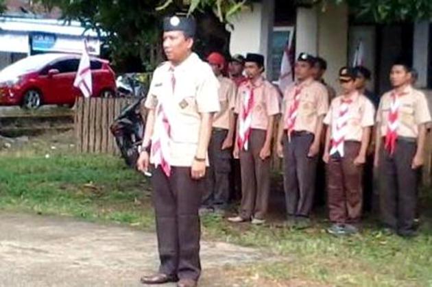 Pramuka Sumbawa Barat Siap Ikuti Jambore Nasional di Cibubur