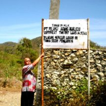 PTPAM Klaim Kuasai Akses Jalan Menuju Pantai Lawar