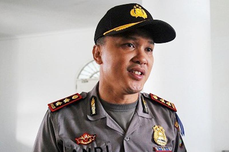 Kapolres KSB, AKBP Andi Hermawan, SIK.