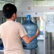 Air Minum Depot Air Isi Ulang Dilarang Dijual Keliling