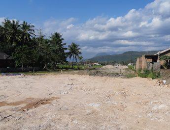Pekerjaan Proyek Jalan KTC-Telaga Baru Terhalang