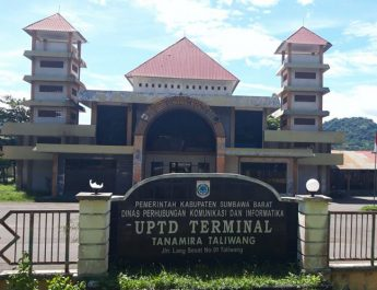 Pemprov NTB Biarkan Terminal Taliwang Telantar