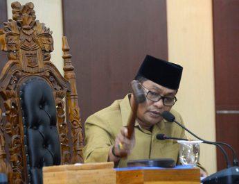 Palu Ketua DPRD KSB Jadi Rebutan