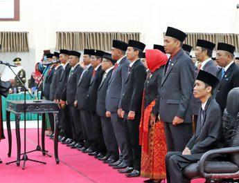 Selamat Jadi Wakil Rakyat KSB